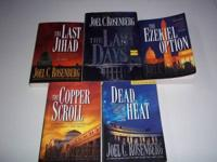 Joel C. Rosenberg's The Last Jihad 5 book series