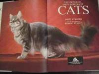 Have several great Books on different breeds of Cats.