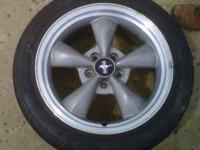 I have 4 5-lug rims for sale. I bought them to put on