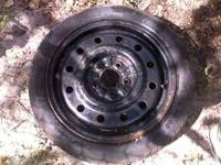 Not a big bolt pattern. $10 obo. Call or text  if