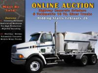 www.WestAuction.com ___ Online Auction of Highway