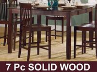 5 PC & 7PC PUB SET AVAILABLE BRAND NEW,IN