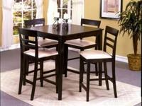 Accommodate an array of dinner party sizes with this