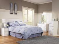 Brand new made by Lang in Marshfield WI 5 piece bedroom