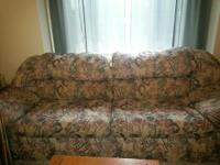 I am selling a matching couch and loveseat, 2 matching