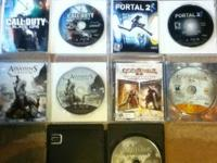Selling 5 ps3 games that I don't play anymore.  All are