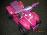 WE HAVE AN ABUNDANCE OF POWER WHEELS IN STOCK RANGING
