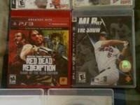 Hi i have 5 PS3 games, asking $20 for all or seperate