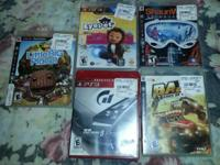 I have 5 ps3 games for sale. Only $25 for all. Gamestop