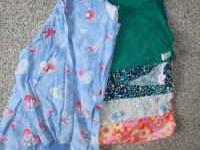 I HAVE 5 XL SCRUB TOPS I DONT NEED ANYMORE I AM ASKING