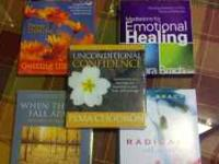 5 New or Like New CD sets Pema Chodron - When Things