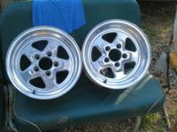 15x7 drag lights fits small bolt pattern Chevy $250 obo