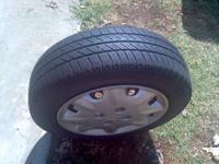 Tires: P255/75R17 Wheels: Alloy wheels 17 x 7.5 in. 4
