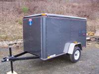 2012 Enclosed Cargo Trailer...Price does not include