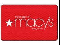 I have a 50.00 gift card to macys it was never used and