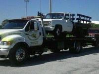 Tia Transport & Towing is your neighborhood service.