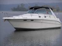 1997 Sea Ray 330 SUNDANCER GREAT LOOKING 33 Sea Ray Sun