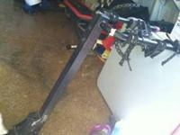 PRICE REDUCED!!!Almost brand new Bike Rack!!!! Fits up