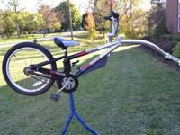 "Two Daimondbacks bikes one 21 speed with 24"" wheels and"
