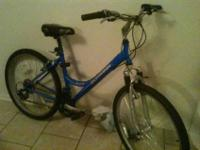 I'm asking $50 obo. The front tire is a little bent,