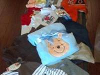 I have several baby items for sale.... 3 pairs of