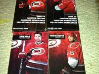 Hurricanes Collector Gifts $50.00 North RaleighComplete