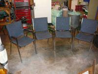 The price listed for these chairs is for the whole set