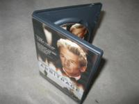 Box of 50 DVD cases.  New condition.  6 boxes