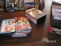 OVER 50 DVDs ALL IN VERY GOOD CONDITION, SOME NEVER