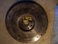 Flywheel for V8 Ford Flathead,,has 112 tooth ring