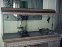 50 gallons tank ingood condition call; louis .