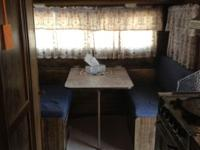 Camper with screened in porch in Surewood Resort on