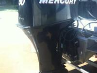 For Sale a 2006 Mercury, 4 Stroke, Big Foot, outboard