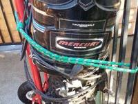 For Sale: Mercury 50 HP Outboard Motor. This motor has