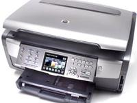 The HP Photosmart 3310 All-in-One Printer, Fax,