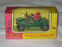 MatchBox A LESNEY Product. From the 60's. All the