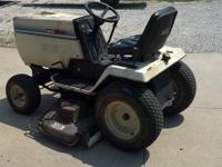 "50"" MTD Tradesman GT1846 Riding Lawn Mower with 18 HP"