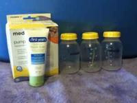 I have a BRAND NEW NEVER OPENED Medela Pump and Save 50