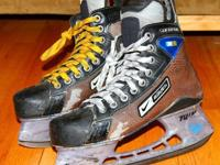 These skates are in okay condition. I got them for my