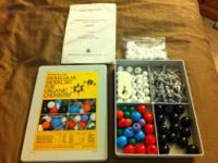 Hi! I'm selling my Molecular Model Set for Organic