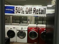 50% OFF Retail Samsung Refrigerators Great Selection