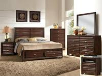 BEAUTIFUL BEDROOM SET ON SALE FOR ONLY $1199  NO CREDIT