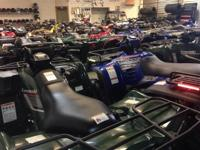 We specialize in pre-owned machines, great selection to