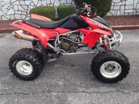 HUGE stock of pre-owned ATV's - all makes and models -