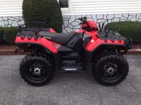 Polaris - Sportsman Predator Outlaw XP X2 Trailblazer