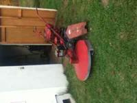 I have a 50's model gravely LI. It runs great and moves