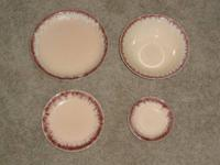 I have for sale a set of mid-century vintage dishes