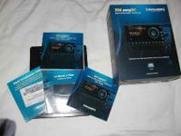 "Have 2 mon old ""Onyx"" XM Satellite radio, Was only used"