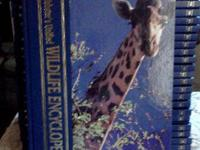 Webster's Unified Wildlife Encyclopedia is a 25 volume