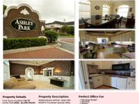 $500. PER MONTH!--Furnished Upscale office ASHLEY PARK